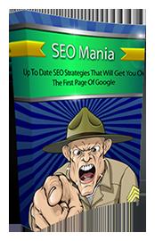 Free SEO Mania E-Book