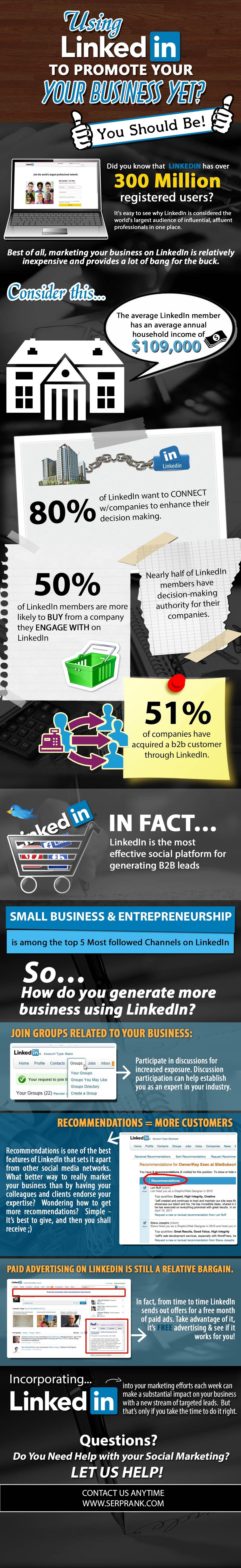 LinkedIn-Inforgraphic