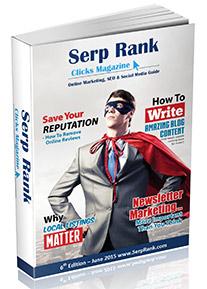 Serp Rank's Clicks Magazine - Issue 6