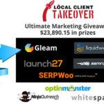 The Biggest Internet Marketing Giveaway Ever !!