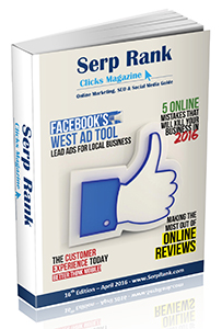Serp Rank's Clicks Magazine – Issue 16