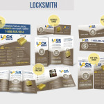 Locksmiths – Local Business Advertising Pack
