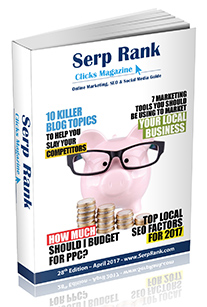Serp Rank's Clicks Magazine - Issue 28
