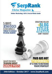 Serp Rank's Clicks Magazine – Issue 34
