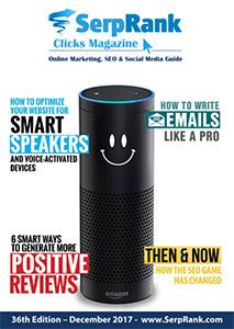 Serp Rank's Clicks Magazine – Issue 36