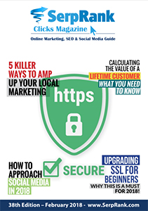 Serp Rank's Clicks Magazine
