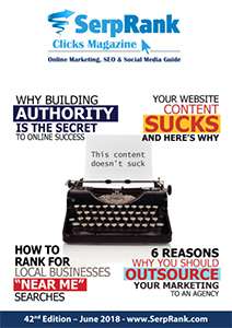 Serp Rank's Clicks Magazine – Issue 42