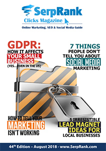 Serp Rank's Clicks Magazine – Issue 44