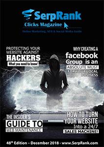 Serp Rank's Clicks Magazine – Issue 48