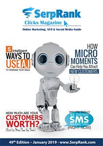 Serp Rank's Clicks Magazine – Issue 49